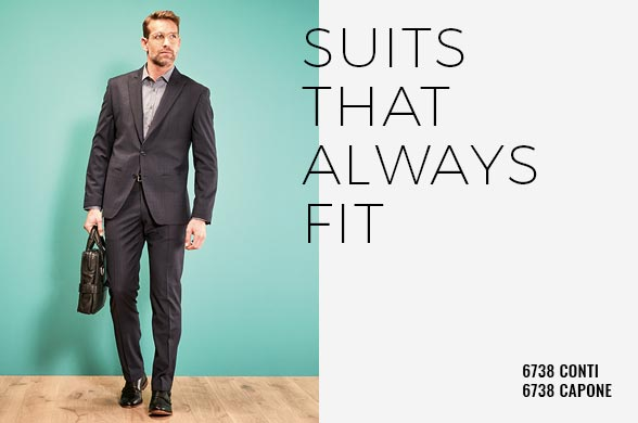 Advertising - FW2019 Wegener - Suit 2c