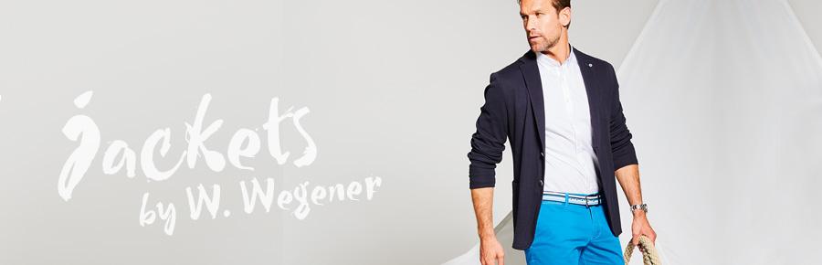 Advertising - SS 2017 Wegener - Jackets