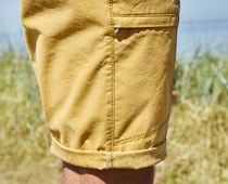 Short stories The lightweight B-Palma Bermuda shorts