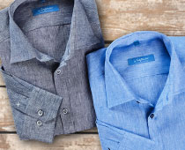 Absolute must-haves: Shirts, shirts, shirts!